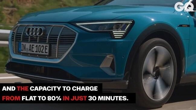 Meet The Audi E-Tron GT: A Four-Door Performance Coupe