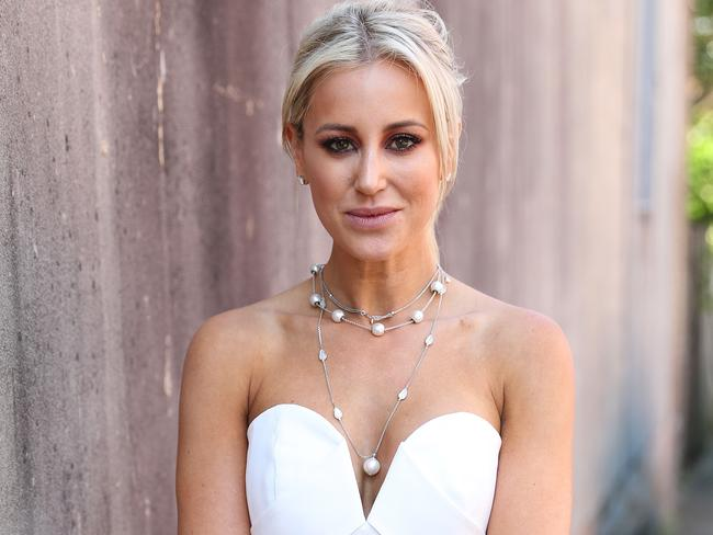 Roxy Jacenko says she only gets four of sleep each night. Picture: Brett Costello