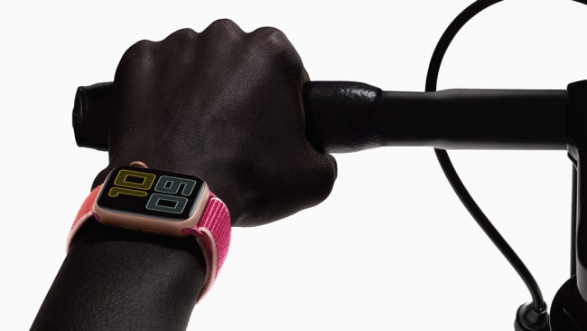 Apple Watch Series 5 starts at $649. Image: Supplied