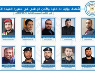 Some of the dead Hamas members, as identified by Israel