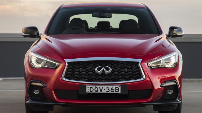 Nissan's Infiniti luxury offshoot is struggling. Pic: Supplied.