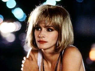 "Everyone has their requirements when dating a new person. Actor Julia Roberts in scene from film ""Pretty Woman""."