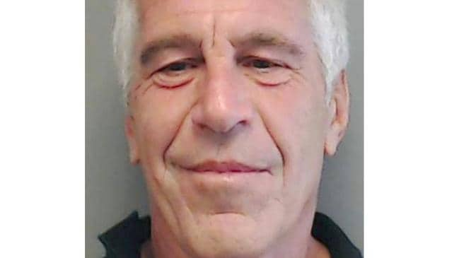 Financier Jeffrey Epstein was facing up to 45 years behind bars. Picture: Florida Department of Law Enforcement via AP