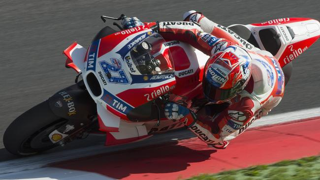 Casey Stoner Will Not Be Racing In The Australian MotoGP This Weekend.