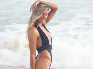 Genie Bouchard starred for Sports Illustrated.