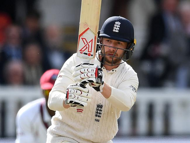 Mark Stoneman had an up-and-down series against the West Indies.