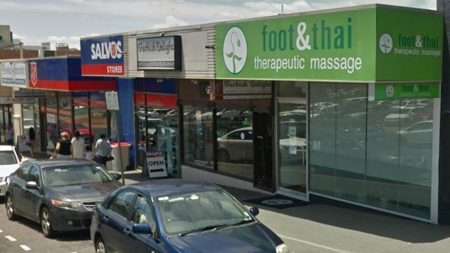 foot and thai massage boss allegedly threatens to kill. Black Bedroom Furniture Sets. Home Design Ideas