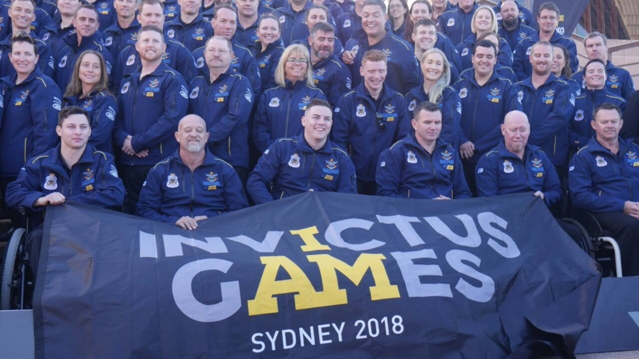 Australian team announced for Sydney Invictus Games