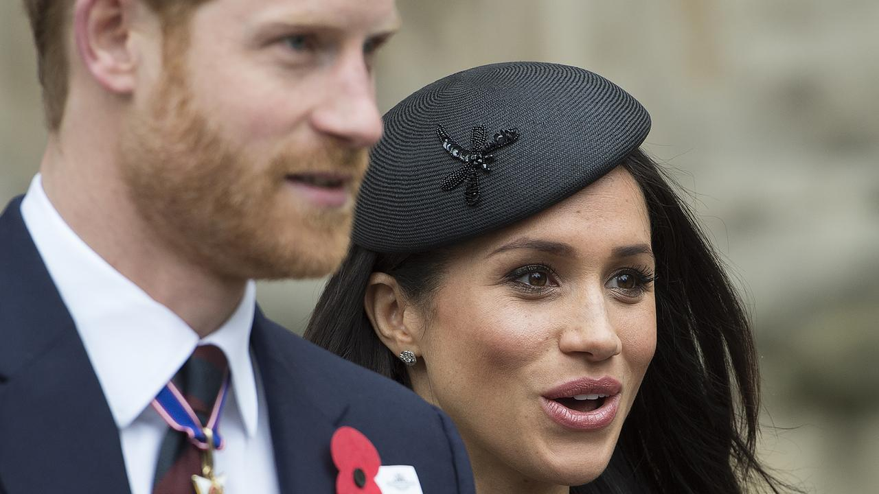 Prince Harry and Meghan Markle's wedding is on May 19. Picture: MEGA.