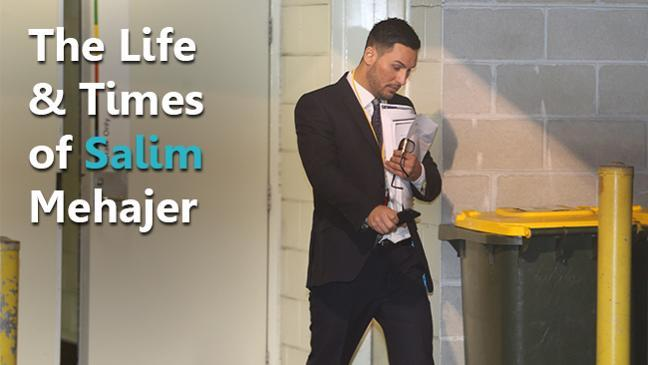 The life and times of Salim Mehajer