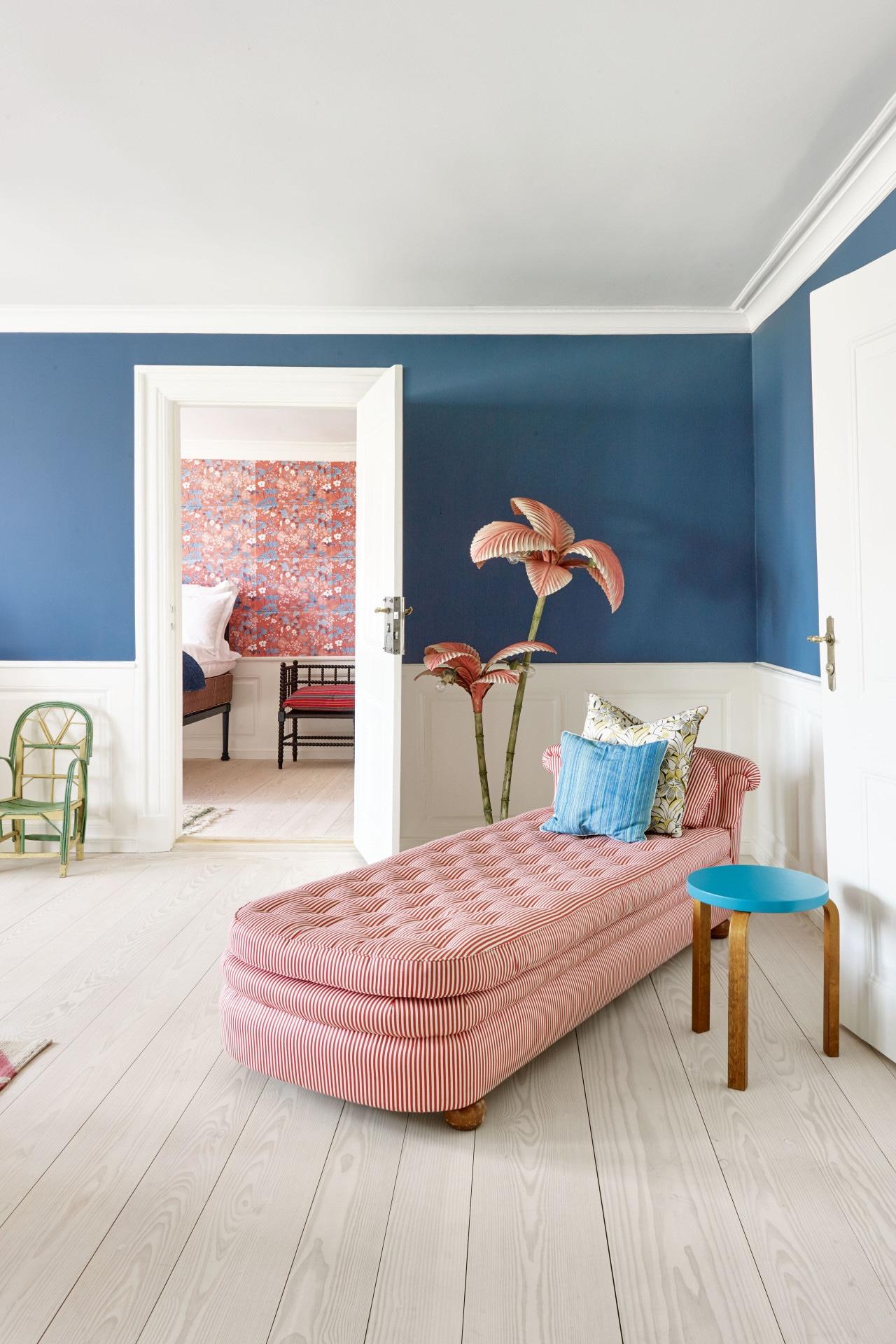 The Copenhagen apartment where you can shop the interiors