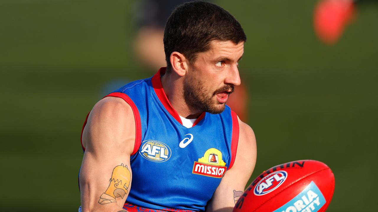 Libba could return for the Dogs.