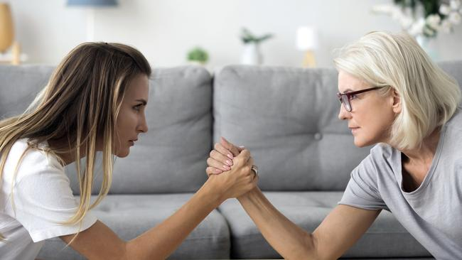 A YouGov Galaxy poll found 83 per cent of Boomers with existing debt have at least one credit card in the mix, compared with 70 per cent of Gen X and 62 per cent of Millennials. Picture: istock.