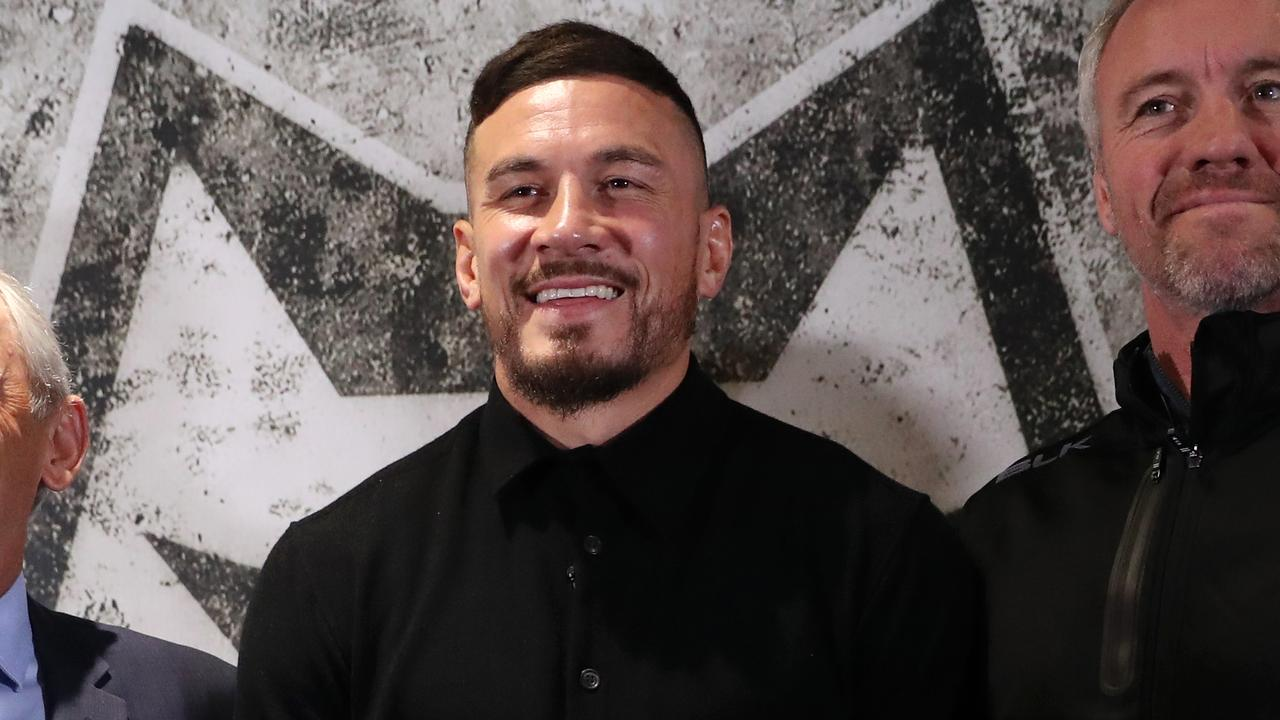 Sonny Bill Williams will likely make his Toronto Wolfpack debut this week.