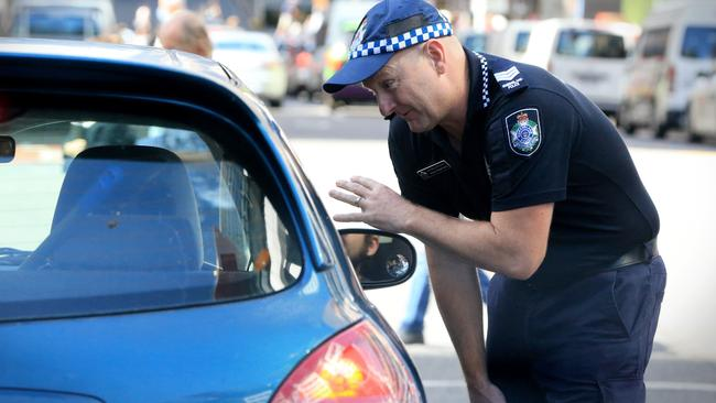 Australia drivers face some of the highest fines in the world for road offences. Pic Jamie Hanson
