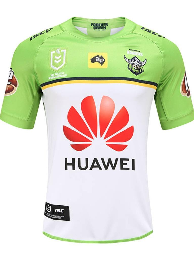 Canberra Raiders away jersey 2020.