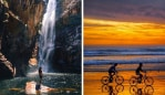 Images: Instagram @kakadutourism (left) and @phillipislandnp (right)