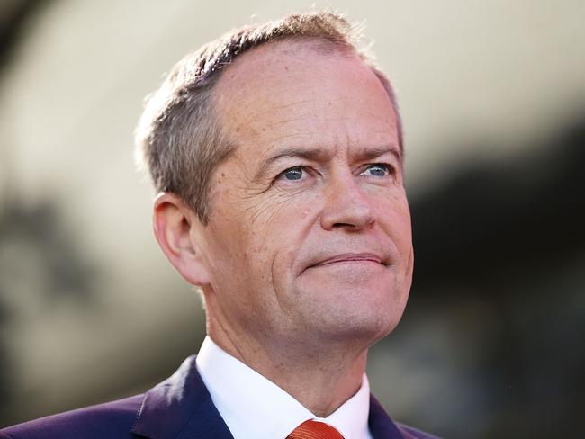 Opposition Leader Bill Shorten said violence against women is a national disgrace. Picture: Mark Metcalfe/Getty