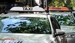 SYDNEY, AUSTRALIA - NCA NewsWire Photos SEPTEMBER, 20, 2020: Taxis are seen in the CBD of Sydney. A Sydney taxi driver has tested positive for COVID-19 after working eight days while infectious and visiting several venues in Sydney and on the South Coast. Picture: NCA NewsWire/Bianca De Marchi