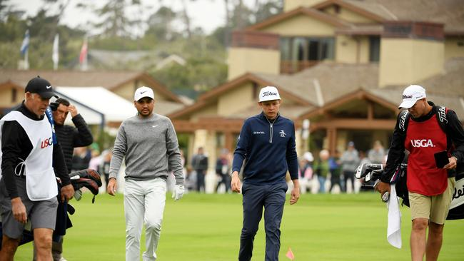 us open all the action from third round at pebble beach