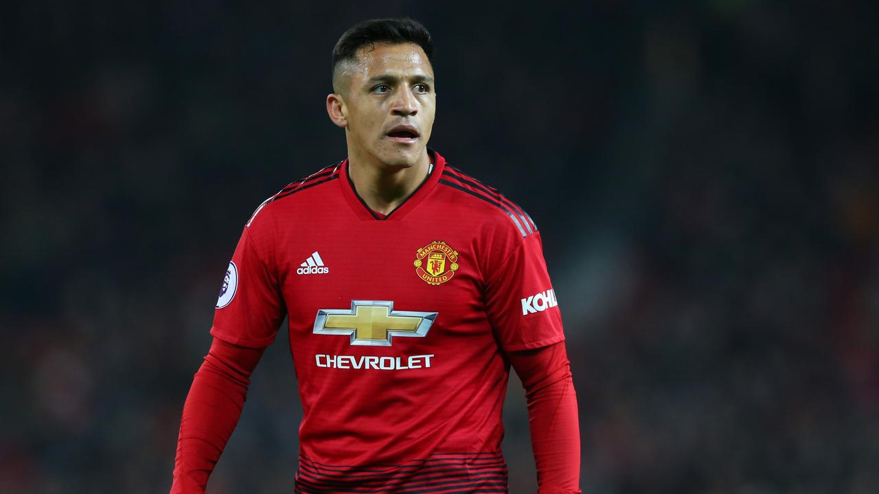Alexis Sanchez. (Photo by Alex Livesey/Getty Images)