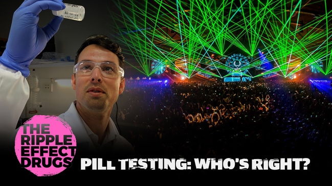 The pros and cons of pill testing