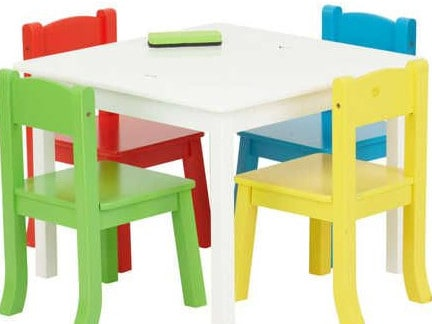 The Tinkers brand table and chairs have been described as 'utter crap'.