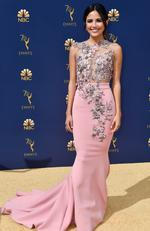 Erin Lim attends the 70th Emmy Awards at Microsoft Theater on September 17, 2018 in Los Angeles, California. (Photo by Frazer Harrison/Getty Images)