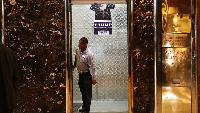 Donald Trump S New York Penthouse Inside His Trump Tower Home