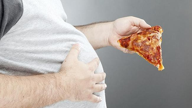 Health scare ... Terry Barnes, a former adviser to Tony Abbott, says a fat tax to combat rising obesity levels would hurt people more than the $6 doctors fee.