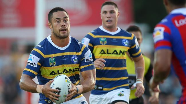 info for 026f1 50984 Jarryd Hayne ready for Parramatta Eels depth to shine: NRL ...