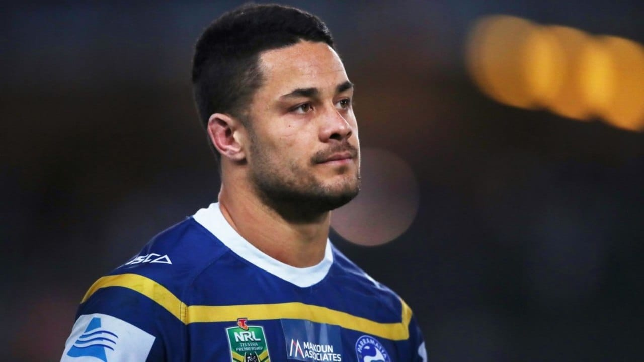 c661d7d4b Jarryd Hayne sexual assault charge  Moment NRL star s world crumbled