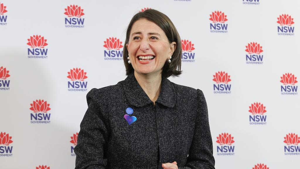 The decision to allowed pubs and clubs with seating dining to open up to 10 patrons was only made today by Premier Gladys Berejiklian. Picture: Richard Dobson