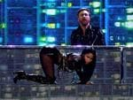 David Guetta and Nicki Minaj perform onstage during the 2017 Billboard Music Awards at T-Mobile Arena on May 21, 2017 in Las Vegas, Nevada. Picture: AFP