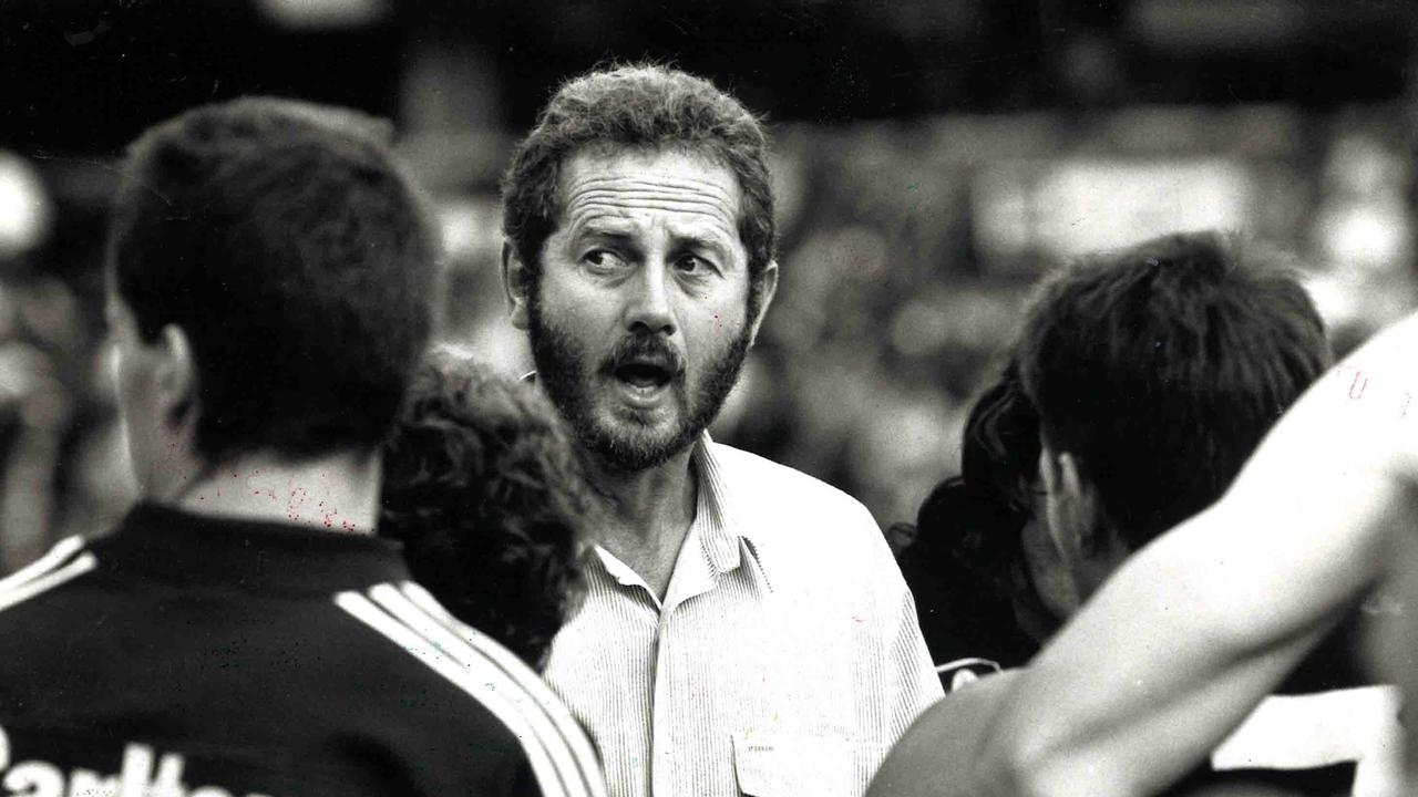 Robert Walls is a three-time premiership player and the 1987 premiership coach.
