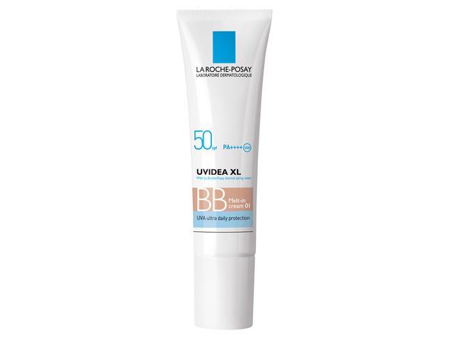 La Roche Posay Uvidea 50 plus BB cream. Picture: Supplied