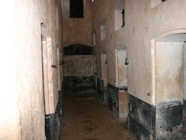 Inside the cell. Picture: A TripAdvisor traveller