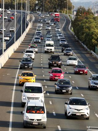 The M1 Pacific Motorway is one of the busiest roads in NSW. Picture: Nigel Hallett