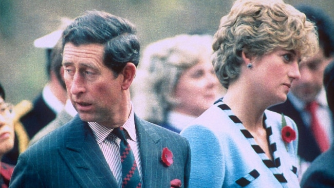 Charles and Diana's marriage was publicly awful. Photo by REX/Shutterstock