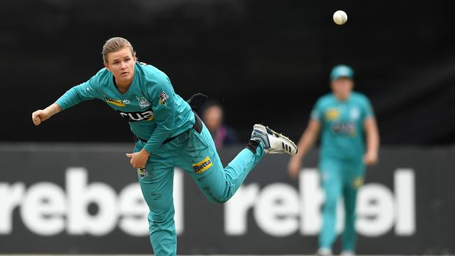 Jonassen is coming off a fantastic WBBL campaign for the Heat.