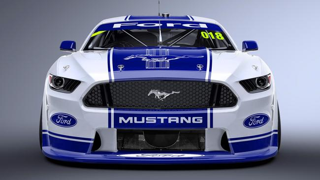 V8 Supercars: Ford to return with V8-powered Mustang