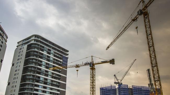 'Finance shock' as apartment values tumble