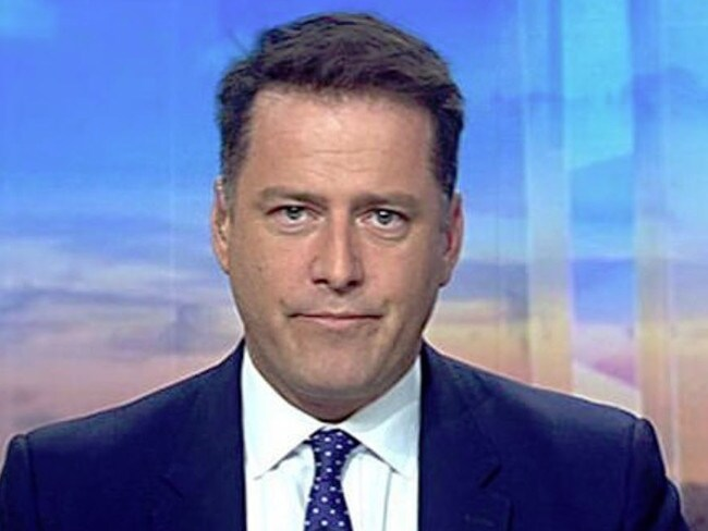 Karl Stefanovic got the boot from Today after a decade. Picture: Supplied