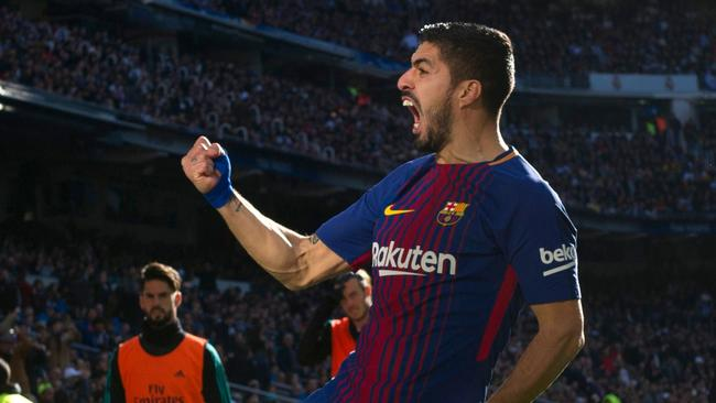 Luis Suarez also traded Liverpool for Barcelona after a long transfer saga
