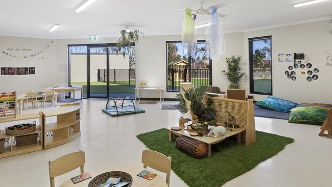 Listed childcare provider G8 Education run the 93-place centre at 148-156 Jetty Rd, Curlewis.