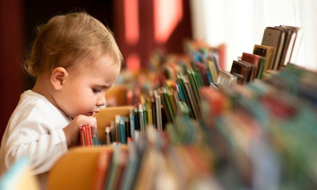 All the books in the world, and they keep coming back to the one... Image: iStock.