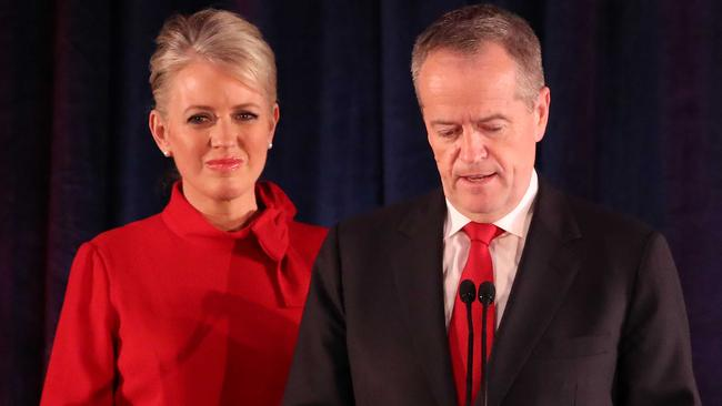 Opinion polls pointed to a comfortable win for Bill Shorten and Labor. Picture: Getty Images
