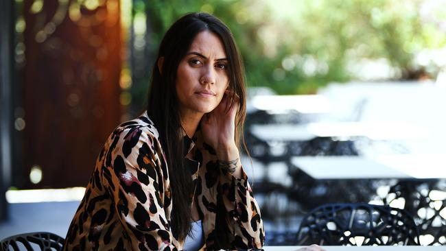 Jaya Taki regrets the abortion she was coerced to have. Picture: AAP/Mark Brake