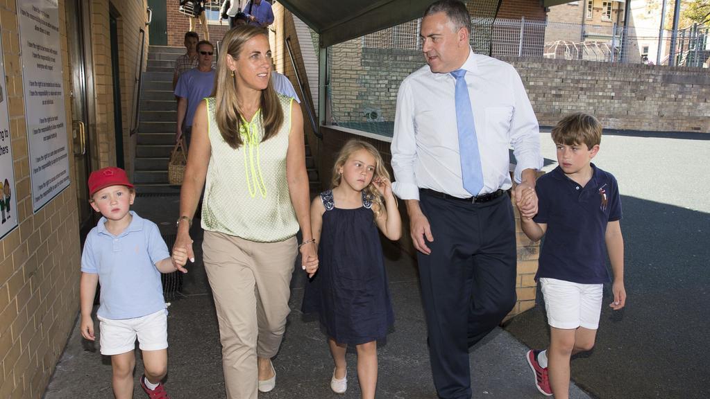 treasurer joe hockey�s 14k family travel expenses as kids