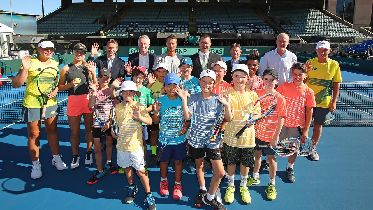 Tennis News Adelaide To Host Week Long Atp And Wta Combined